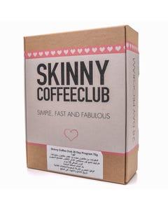 Skinny Coffee Club 28 Day Program 70 gm