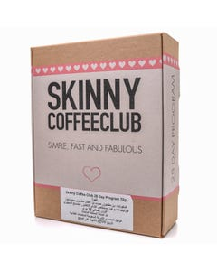 Skinny Coffee Club 28 Day Program 70 gm