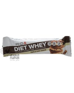 PHD Diet Whey Protein Bar Triple Choc Cookie 65 gm