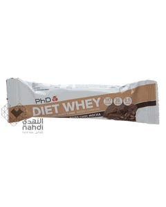 PHD Diet Whey Protein Bar Dark Choc Mocha 65 gm