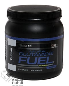 Twinlab Glutamine Fuel Powder 510 gm
