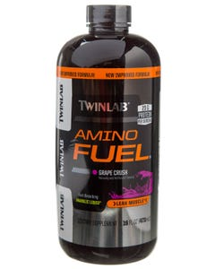 Twinlab Amino Fuel Liquid Grape 473 ml