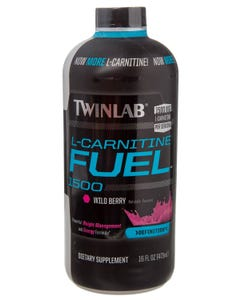 Twinlab L-Carnitine Fuel 1500 Wildberry 473 ml