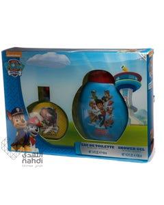 ديزني مجموعة بو باترول للأطفال (عطر+ سائل استحمام)