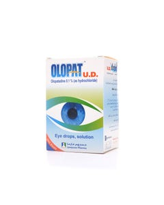 Olopat Eye Drop 30 UD 0.4 ml