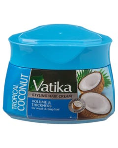 Vatika Hair Cream Coconut 210 ml