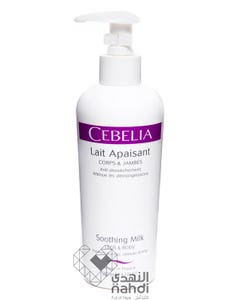 Cebelia Soothing Milk Legs & Body 290 ml