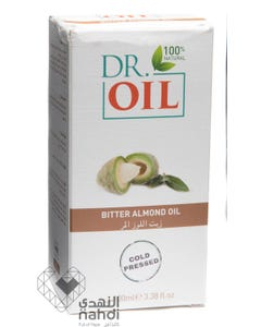 Dr.Oil - Bitter Almond Oil For Hair & Skin 100 ml