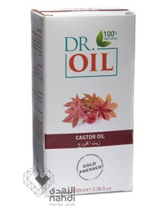 Dr.Oil - Castor Oil For Hair & Skin 100 ml