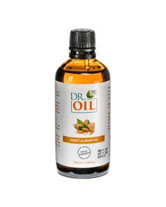 Dr.Oil - Sweet Almond Oil For Hair & Skin 100 ml