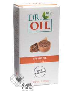 Dr.Oil - Sesame Oil For Hair & Skin 100 ml