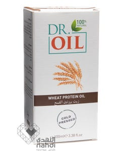 Dr.Oil - Wheat Protein Oil For Hair & Skin 100 ml