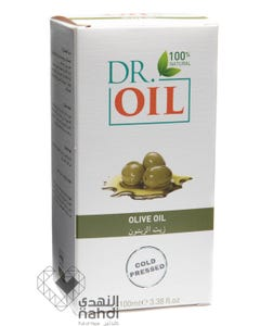 Dr.Oil - Olive Oil For Hair & Skin 100 ml