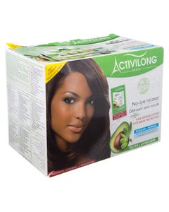 Activilong No-Lye Relaxer Olive & Avocado - Regular
