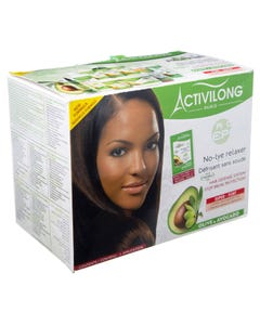 Activilong No-Lye Relaxer Olive & Avocado - Super