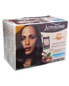 Activilong No-Lye Relaxer Keratin & Argan - Regular