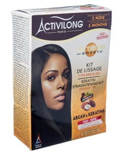 Activilong Keratin Actiliss Smooth - Brazilian Type – Super