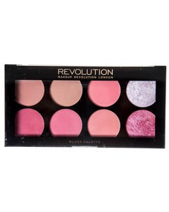 Revolution Ultra Blush Palette Sugar and Spice