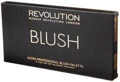 Revolution Blush & Contour Palette Golden Sugar