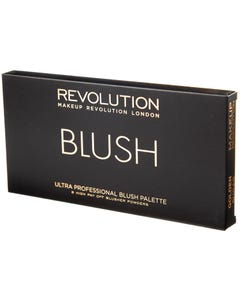Revolution Blush & Contour Palette Golden Sugar
