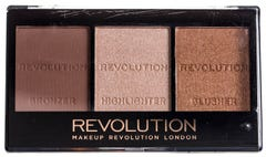 Revolution Ultra Brightening Contour Kit Ultra Light/Med C4