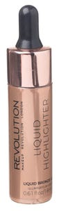 Revolution Liquid Highlighter Liquid Bronze Gold