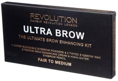 Revolution Ultra Brow Palette fair-medium