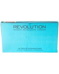 Revolution Ultra 32 palette Mermaids Forever