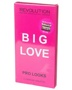 Revolution Pro Looks Palette Big Love