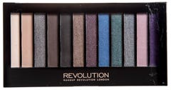 Revolution Redemption Palette Hot Smoked