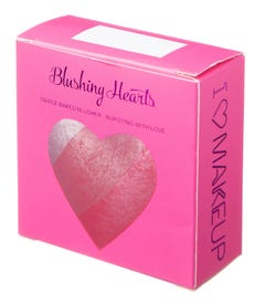 I Heart Makeup Blushing Hearts Blusher Bursting with love