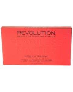 Revolution 32 Eyeshadow Flawless Matte 2 Ultra Palette