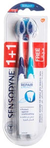 Sensodyne Repair & Protect Toothbrush Soft 1+1