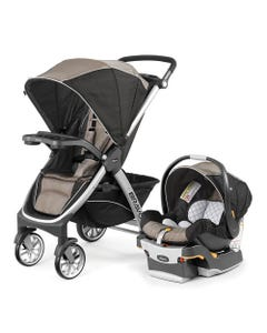 Chicco - Bravo Travel System Champagne Usa