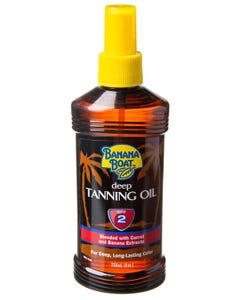 Banana Boat Deep Tanning Oil 236 ml SPF 2