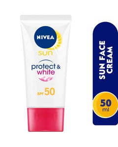 Nivea Sun Protect & White Cream 50 ml SPF 50
