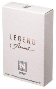 Emper Legend For Woman 20 ml