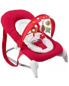 Chicco - Hoopla Baby Bouncer Red
