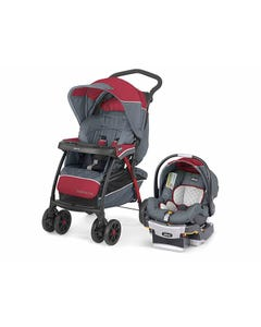 Chicco - Cortina Cx Travel System Lava Usa