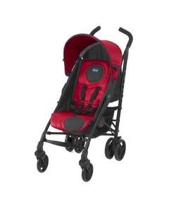 شيكو - عربة الأطفال لايت واي - أحمر