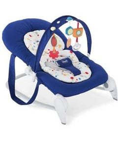 Chicco - Hoopla Baby Bouncer Blue