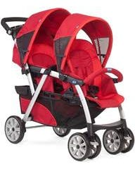 Chicco - Together Stroller Red