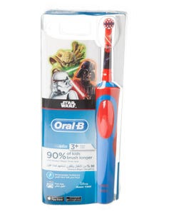 Oral B Rechargeable Toothbrush Stages Power For Boys