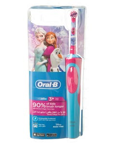 Oral B Rechargeable Toothbrush Stages Power For Girls