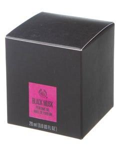 ذا بودي شوب عطر  زيتي المسك الأسود 20 مل