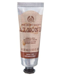 The Body Shop Almond Hand & Nail Cream 30 ml