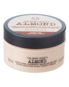 The Body Shop Almond Hand & Nail Butter 100 ml