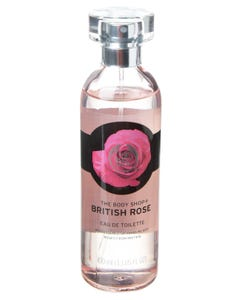 The Body Shop British Rose Edt 100 ml