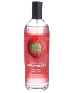 The Body Shop Strawberry Body Mist 100 ml