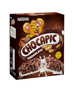 Chocapic Chocolate Cereal Bars (Pack 6 pcs * 25 gm)